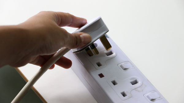 Can you put a surge protector in a surge protector?