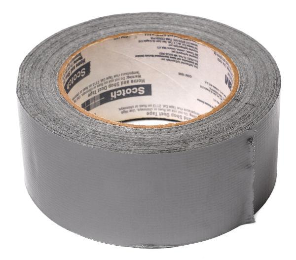 Cat ate duct tape