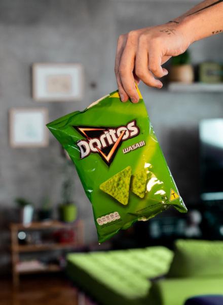 Can cats eat Doritos?