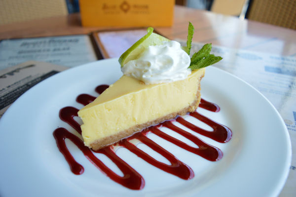 Can cats eat key lime pie?