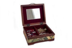 Cat proof jewelry storage?